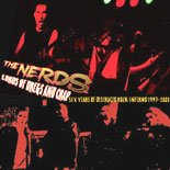 THE NERDS lords of dreg and crap CD 2003 PUNK ROCK