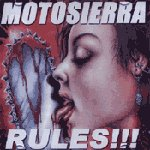 MOTOSIERRA motosierra rules!!! CD 200? ROCK