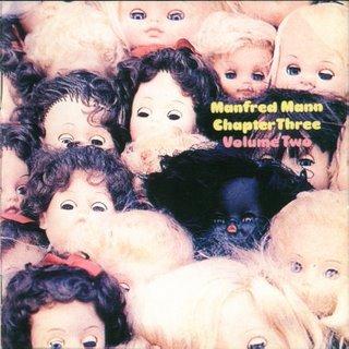 MANFRED MANN chapter three vol.2 CD 1969  ROCK