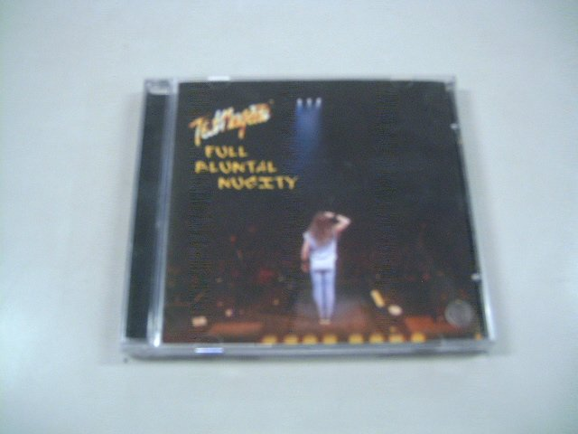 TED NUGENT full bluntal nugity CD 2001 ROCK