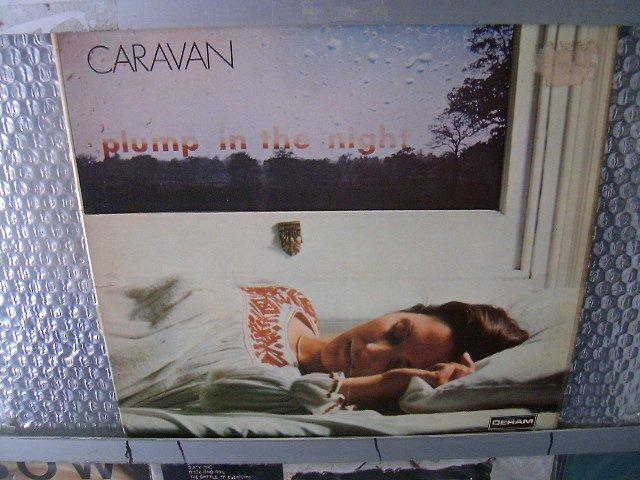 CARAVAN plump in the night LP 1973 ROCK