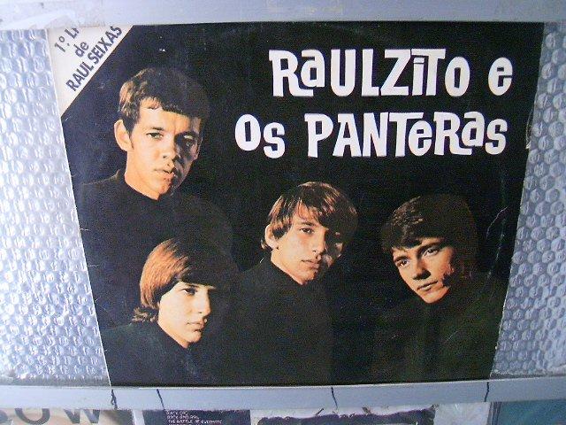 RAULZITO E OS PANTERAS raulzito e os panteras LP 1967 ROCK
