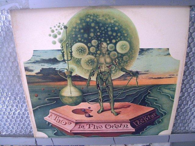 NEKTAR a tab in the ocean LP 1972 PROGRESSIVE ROCK