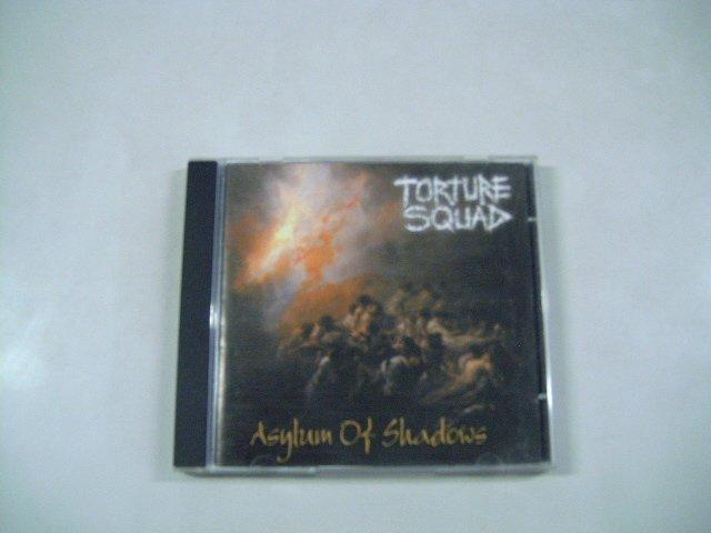 TORTURE SQUAD asylum of shadows CD 1999 THRASH DEATH METAL