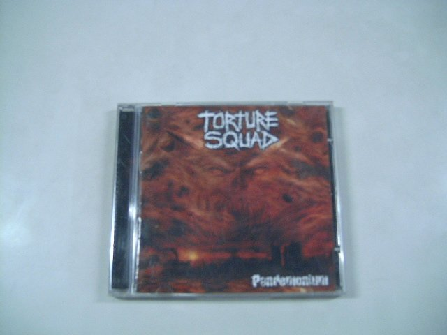 TORTURE SQUAD pandemonium CD 2003 THRASH DEATH METAL
