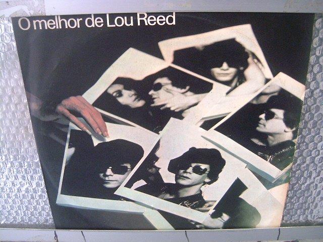 LOU REED o melhor de lou reed LP 1980 ROCK*