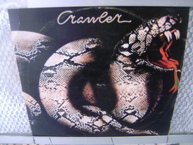 CRAWLER crawler LP 1978 ROCK