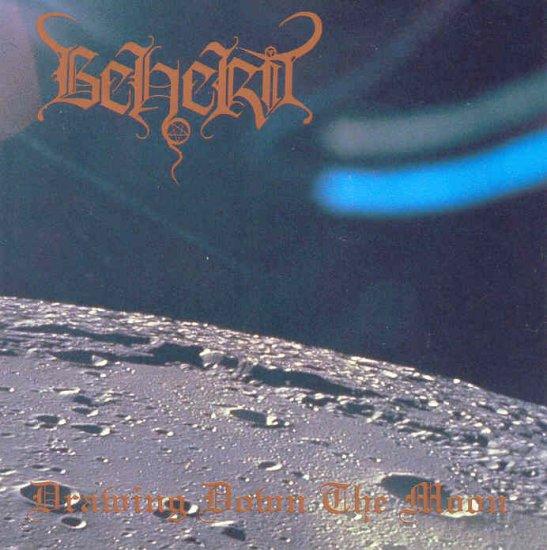 BEHERIT drawning down the moon 1993 BLACK METAL