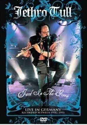 JETHRO TULL jack in the queen -live in germany DVD 2008 PROGRESSIVE ROCK