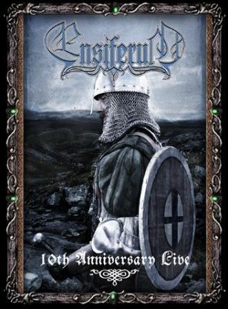 ENSIFERUM 10th anniversary live DVD 2005 FOLK METAL