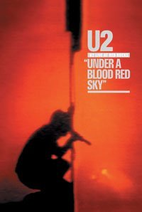 U2 live at red rocks - under a blood red sky DVD 2008 ROCK POP