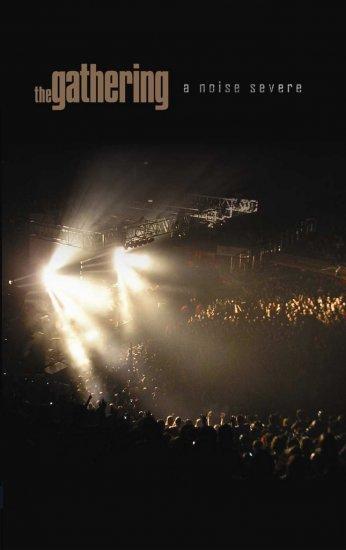 THE GATHERING a noise severe 2DVD 2008 ALTERNATIVE ROCK METAL