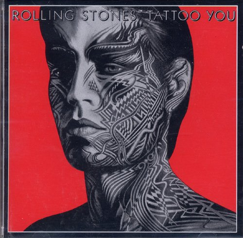 ROLLINGS STONES tattoo you CD FORMATO MINI VINIL 1981 ROCK