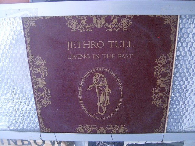 JETHRO TULL living in the past LP 1972 PROGRESSIVE ROCK