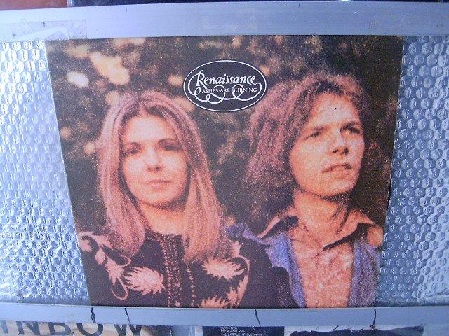 RENAISSANCE prologue LP 1972 FOLK ROCK*
