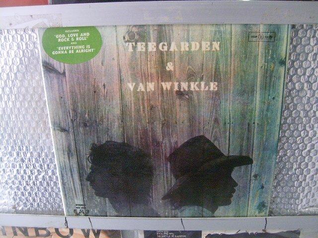 TEEGARDEN & VAN WINKLE teegarden & van winkle LP 19? ROCK