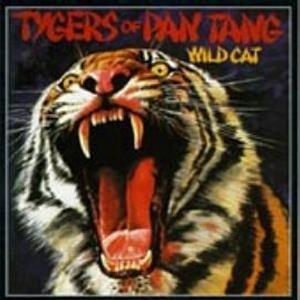 TYGERS OF PAN TANG wildcat cd 1980 HEAVY METAL