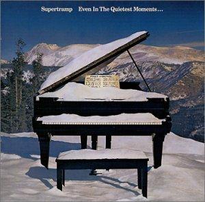 SUPERTRAMP even in the quietest moments... CD 1977 PROGRESSIVE ROCK