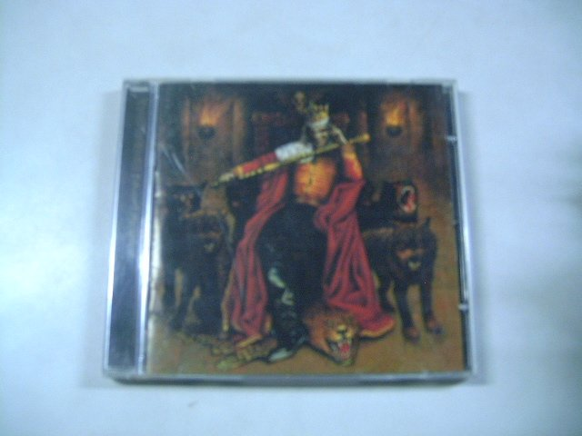 IRON MAIDEN edward the great - the greatest hits CD 2002 HEAVY METAL