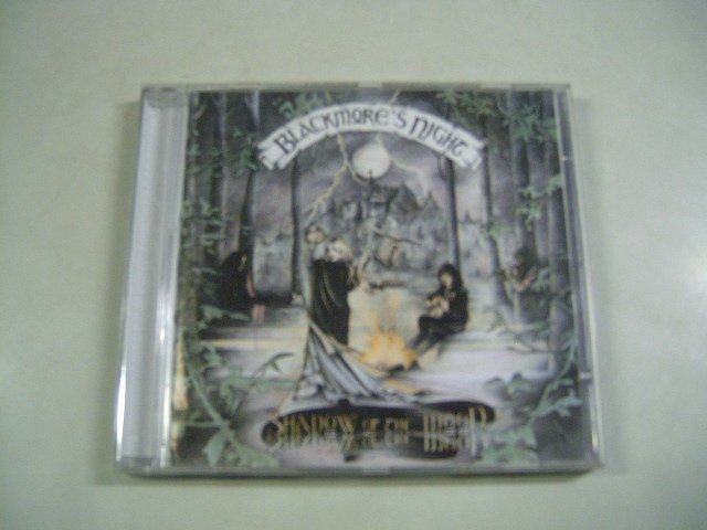 BLACKMORE'S NIGHT shadow of the moon CD 1997 PROGRESSIVE FOLK