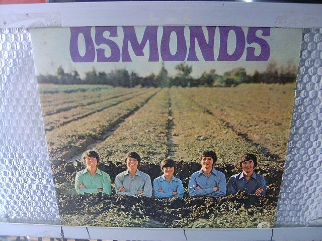 OSMONDS osmonds LP 1972 ROCK*