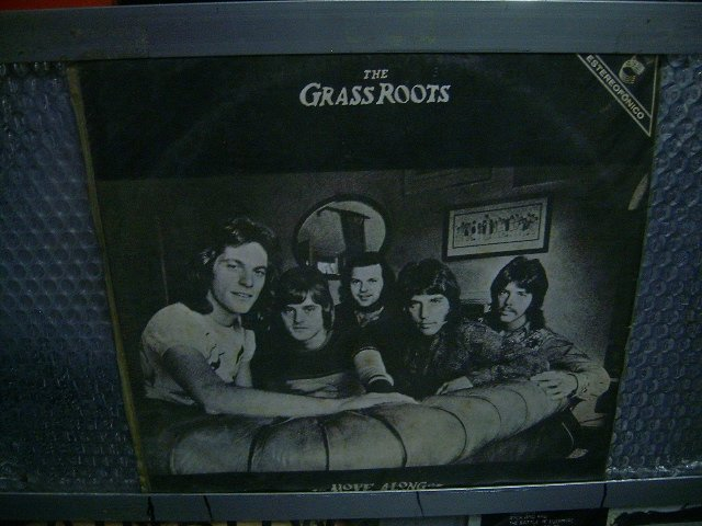THE GRASS ROOTS move long LP 1972 ROCK