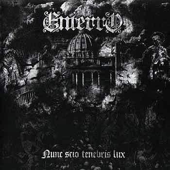 ENTERRO nunc scio tenebris lux CD 2007 BLACK METAL