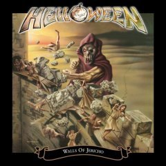 HELLOWEEN walls of jericho SLIPCASE 2CD 1986 HEAVY METAL