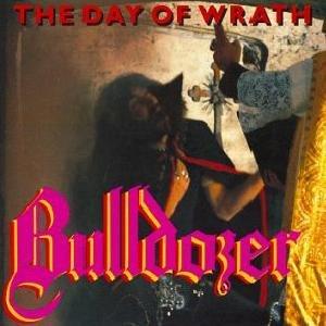 BULLDOZER the day of wrath CD 1984 THRASH METAL