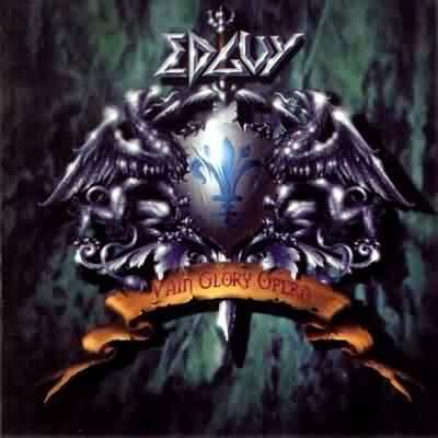 EDGUY vain glory opera CD 1998 MELODIC HEAVY METAL