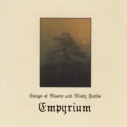EMPYRIUM songs of moors and misty fields CD 1998 DARK DOOM METAL
