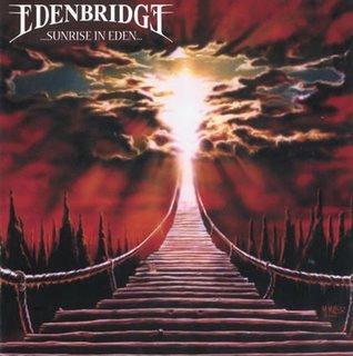 EDENBRIDGE sunrise in eden CD 2000 HEAVY METAL