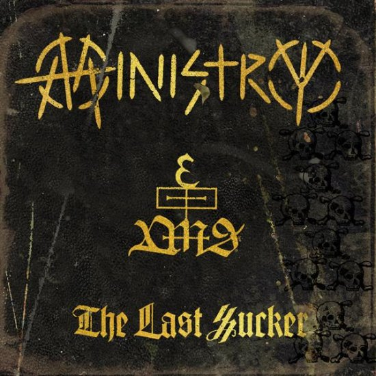 MINISTRY the last sucker CD 2007 INDUSTRIAL METAL