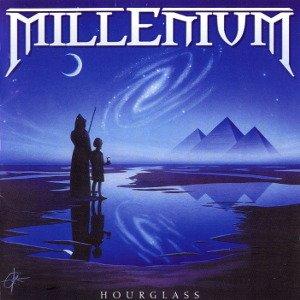 MILLENIUM hourglass CD 2000 HARD ROCK
