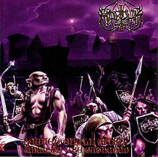 MARDUK heaven shall burn...when we are gathered CD 1996 BLACK METAL
