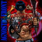 AGNOSTIC FRONT warriors CD 2007 HARDCORE