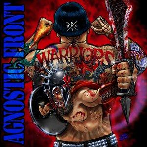 AGNOSTIC FRONT warriors CD 2007 HARDCORE