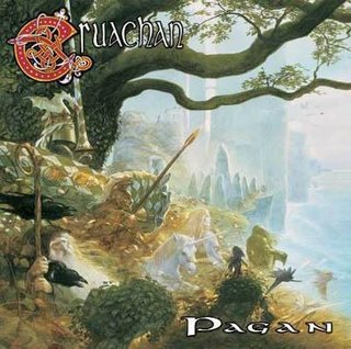 CRUACHAN pagan CD 2004 FOLK METAL
