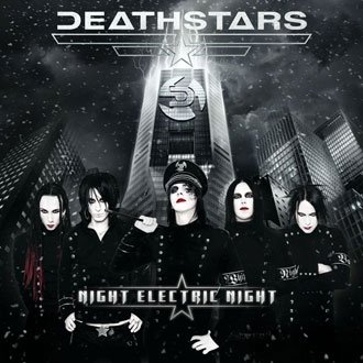 DEATHSTARS night electric night CD 2009 INDUSTRIAL GOTHIC METAL