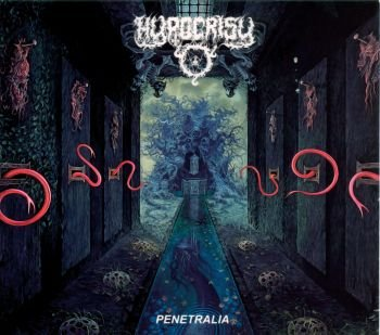 HYPOCRISY penetralia CD 1992 DEATH METAL