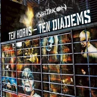 SATYRICON ten horns - ten diadems CD 2002 BLACK METAL