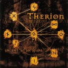 THERION secret of the runes + bonus CD 2001 SYMPHONIC HEAVY METAL