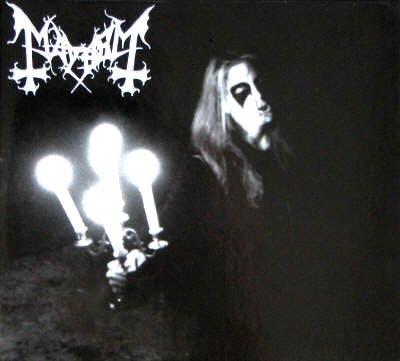 MAYHEM live in leipzig 1992 BLACK METAL