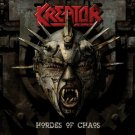 KREATOR hordes of chaos CD 2009 THRASH METAL