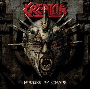 KREATOR hordes of chaos CD 2009 THRASH METAL