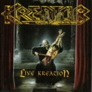 KREATOR live kreation 2CD 2003 THRASH METAL