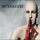 MESHUGGAH obzen CD 2008 MODERN THRASH METAL