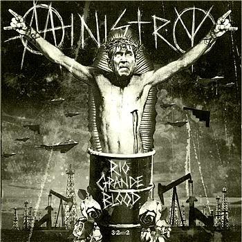 MINISTRY rio grande blood CD 2006 INDUSTRIAL METAL
