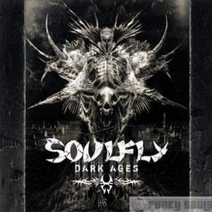 SOULFLY dark ages CD 2005 THRASH METAL