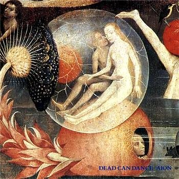 DEAD CAN DANCE aion CD 1990 ETHEREAL GOTH